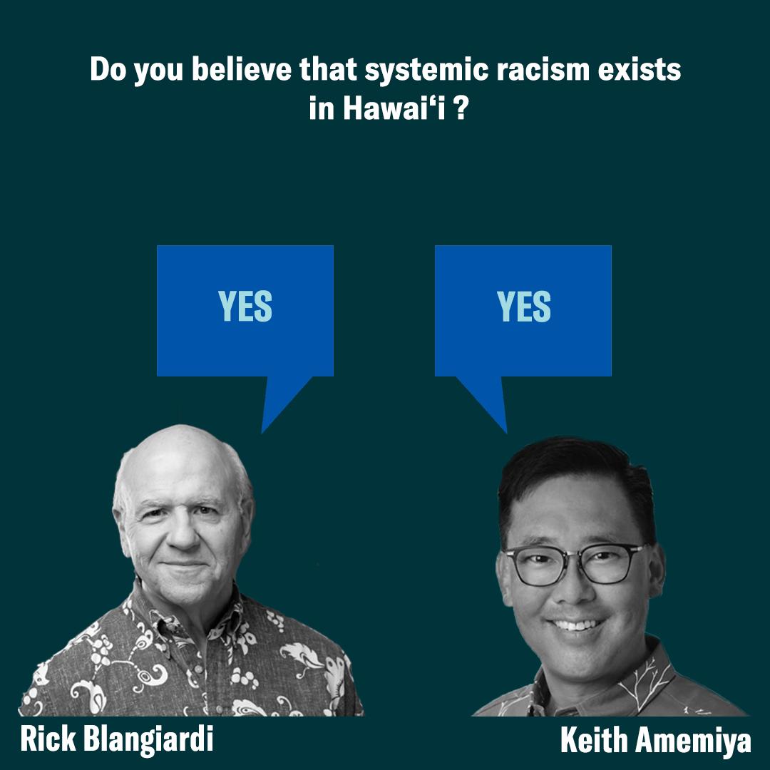 Honolulu Mayor Racism Question