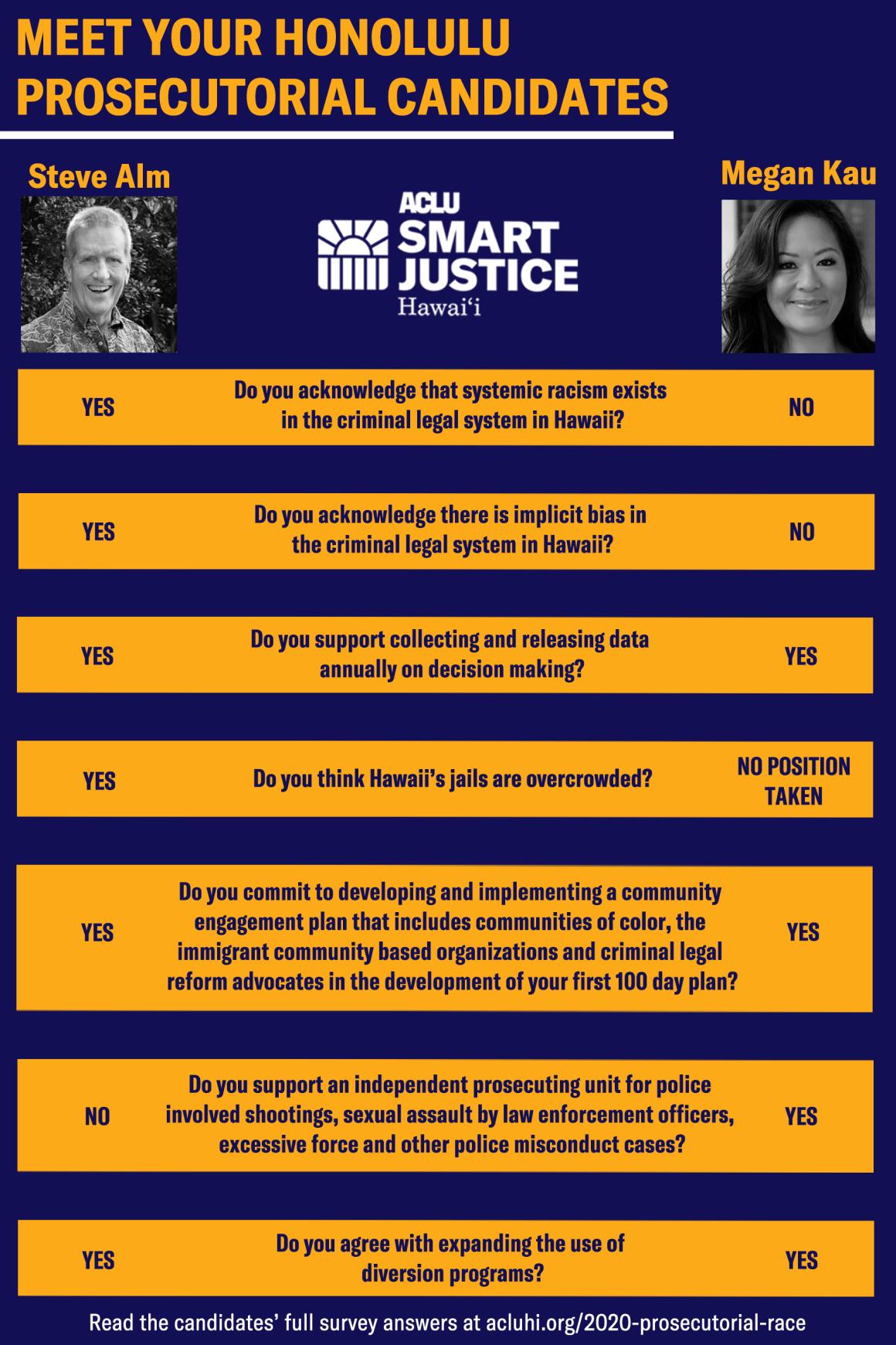 Steve and Megan prosecutor survey